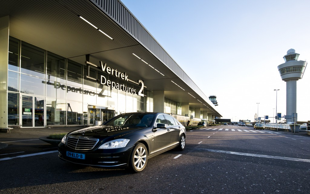 Airport transfers Amsterdam, Rotterdam, The Hague, Maastricht