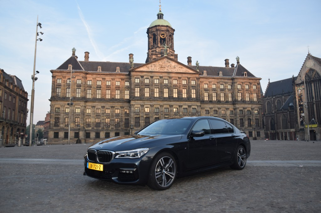 Take In The Sights In Amsterdam In A Beautiful Car (for hire)…