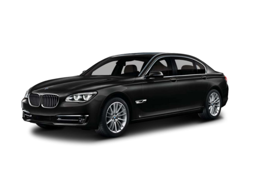 Our fleet BMW 7 Series