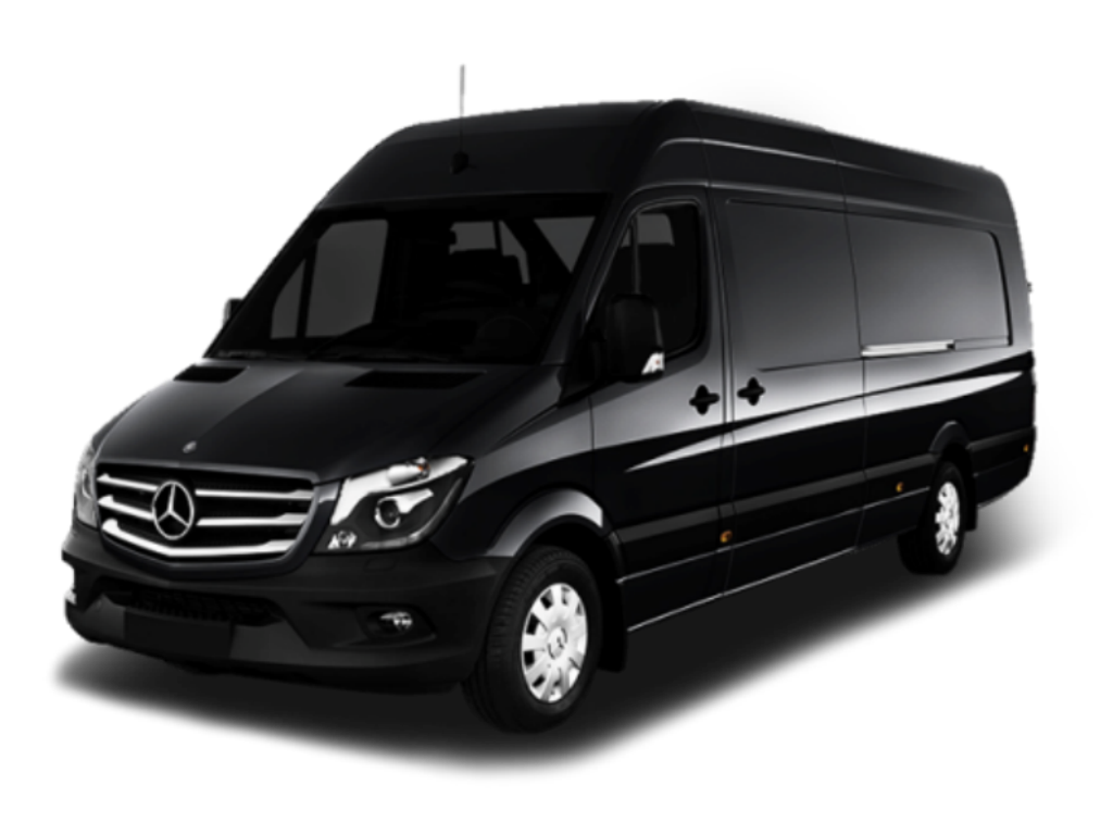 Our fleet Mercedes Sprinter