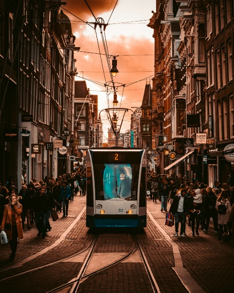 city tour Amsterdam